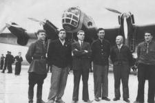 Экипаж 12 августа 1937 года