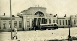 Вокзал-Батайск-1954г
